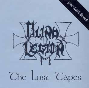 BLIND LEGION - The lost tapes      CD