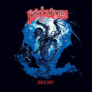 BLITZKRIEG - Judge not      CD