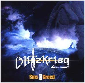 BLITZKRIEG - Sins and greed      CD