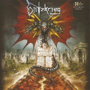 BLITZKRIEG - A time of changes - 30th anniversary edition      CD