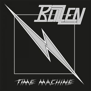 BLIZZEN - Time machine      Maxi CD