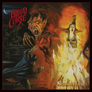 BLOOD CURSE - Sorceress      CD