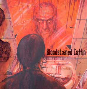 BLOODSTAINED COFFIN - Mind reflection      CD
