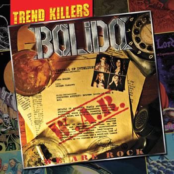 BOLIDO - We are rock      CD