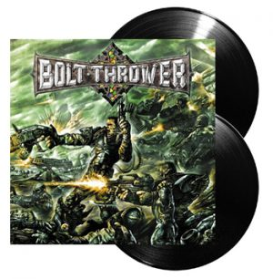 BOLT THROWER - Honour valour pride      DLP