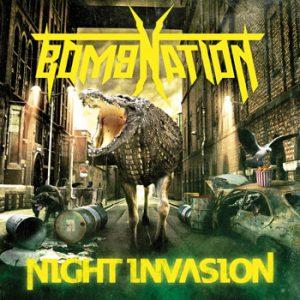 BOMBNATION - Night invasion      CD
