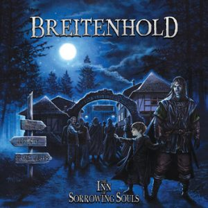 BREITENHOLD - The inn of sorrowing souls      CD