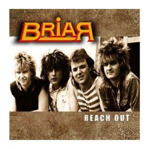 BRIAR - Reach out - the 1988 lost album      CD