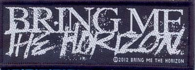 BRING ME THE HORIZON - Logo      Aufnäher