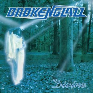BROKEN GLAZZ - Divine      CD