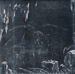 BULLDÖZER - Fallen angel      Single