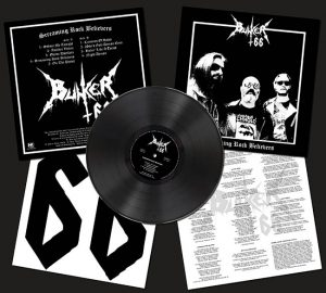 BUNKER 66 - Screaming rock believers      LP