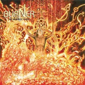 BURNER - Resurrection      LP