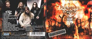 BURNING POINT - Burned down the enemy      CD