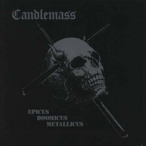 CANDLEMASS - Epicus doomicus metallicus      2-CD