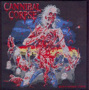 CANNIBAL CORPSE - Eaten      Aufnäher