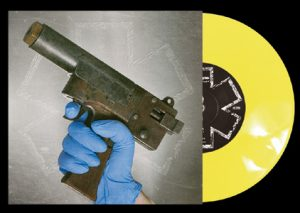 CARCASS - Captive bolt pistol - yellow vinyl      Single