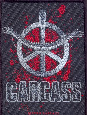 CARCASS - Heartwork      Aufnäher