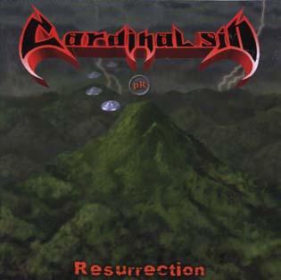 CARDINAL SIN - Resurrection      CD