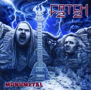 CATCH 22 - Monumetal      CD