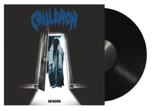 CAULDRON - In ruin      LP