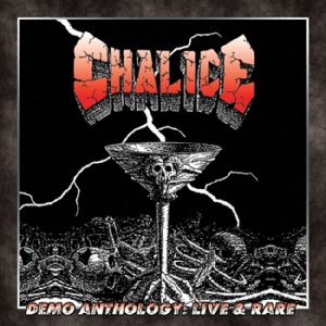 CHALICE - Demo anthology      CD