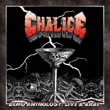 CHALICE - Demo anthology      CD