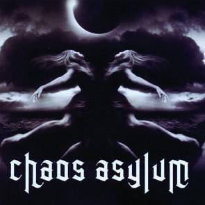 CHAOS ASYLUM - Into the black      CD