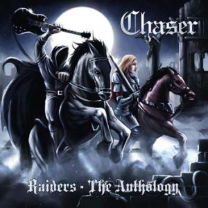 CHASER - Raiders - the anthology      CD