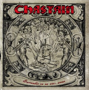 CHASTAIN - Surrender to no one - uncut      CD