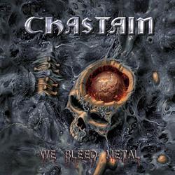 CHASTAIN - We bleed metal      CD