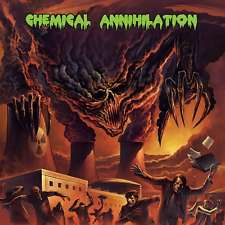 CHEMICAL ANNIHILATION - Why die?      CD&DVD