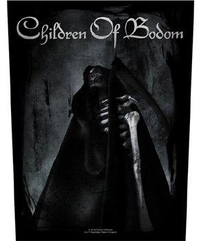 CHILDREN OF BODOM - Fear the reaper      Rückenaufnäher