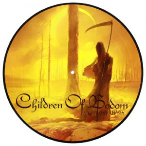 CHILDREN OF BODOM - I worship chaos      LP