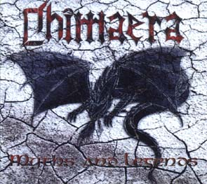 CHIMAERA - Myths and legends      CD