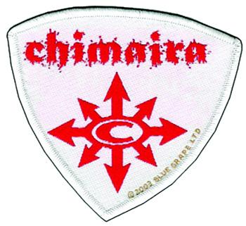 CHIMAIRA - Logo      Aufnäher