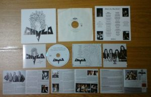 CHYLD - Lite the Nite - single & Live at Larrys hideaway CD set      Single