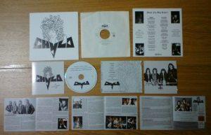 CHYLD - Lite the Nite - single & Live at Larrys hideaway CD set      Single