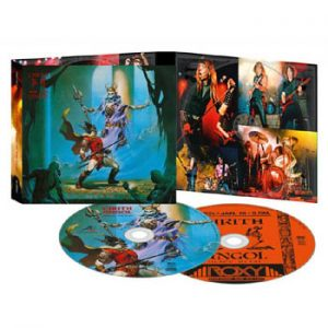 CIRITH UNGOL - King of the dead - ultimate edition      CD&DVD