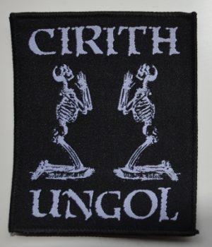 CIRITH UNGOL - Logo      Aufnäher
