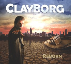 CLAYBORG - Reborn      CD