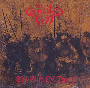 CLENCHED FIST - The gift of death      CD