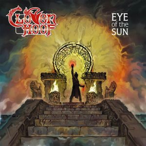 CLOVEN HOOF - Eye of the sun      CD