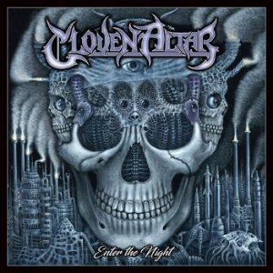 CLOVEN ALTAR - Enter the night      CD