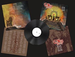 CLOVEN HOOF - Eye of the sun      LP