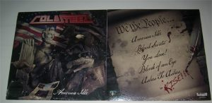 COLDSTEEL - America idle      LP