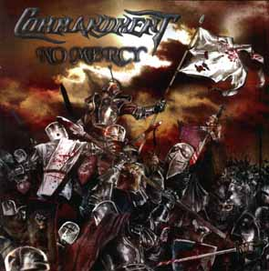 COMMANDMENT - No mercy      CD