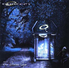 CONCEPT - The divine cage      CD