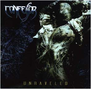 CONFESSOR - Unraveled      CD