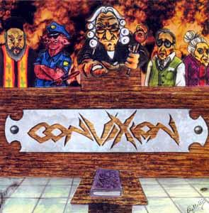 CONVIXION - Convixion      CD